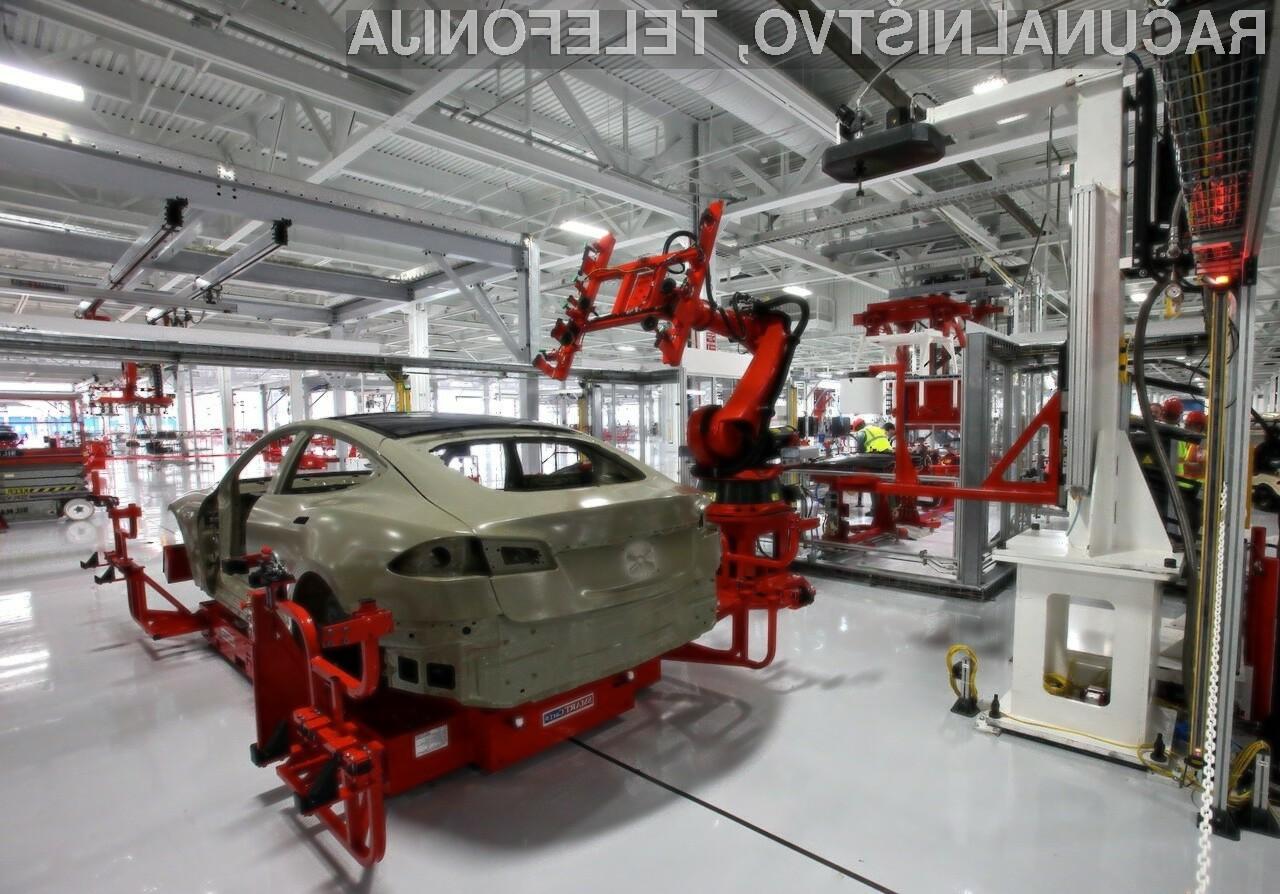 Avtomobili najslabše kakovosti so električni avtomobili podjetja Tesla.