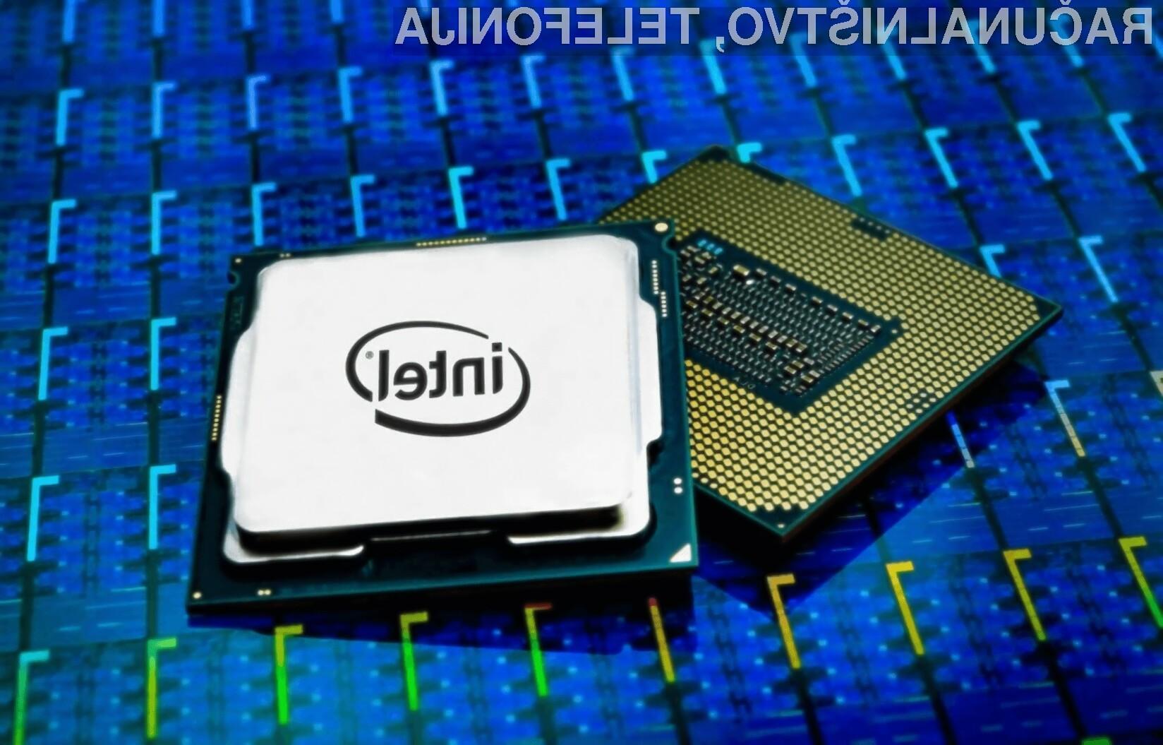 Vgrajena grafična kartica v procesorje Intel Tiger Lake bo kos tudi najzahtevnejšim nalogam.