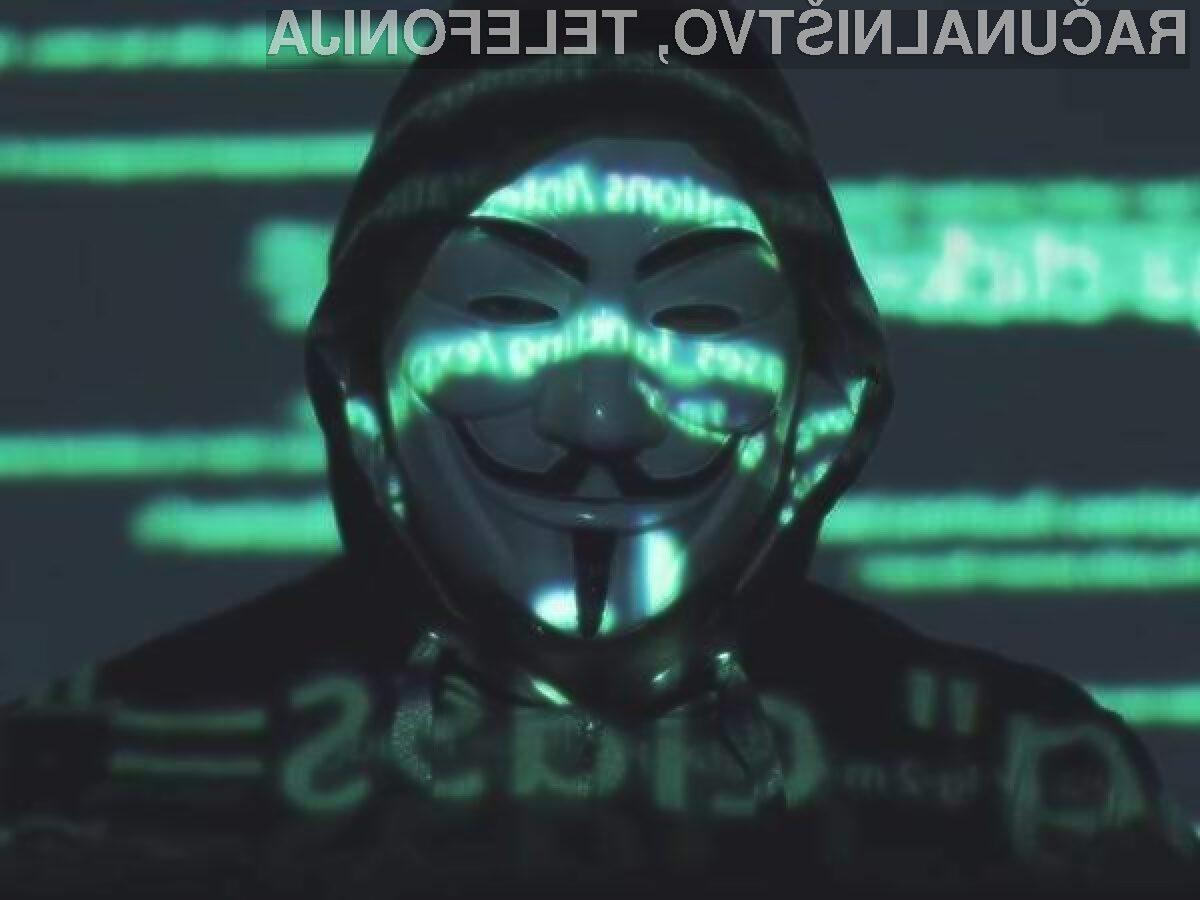 Hekerska skupina Anonymous verjame, da je TikTok vohunsko orodje v rokah kitajske vlade.