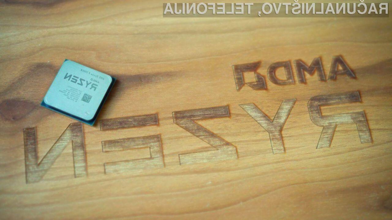 Koliko bo treba odšteti za procesorje AMD družine Ryzen Pro 4000G?