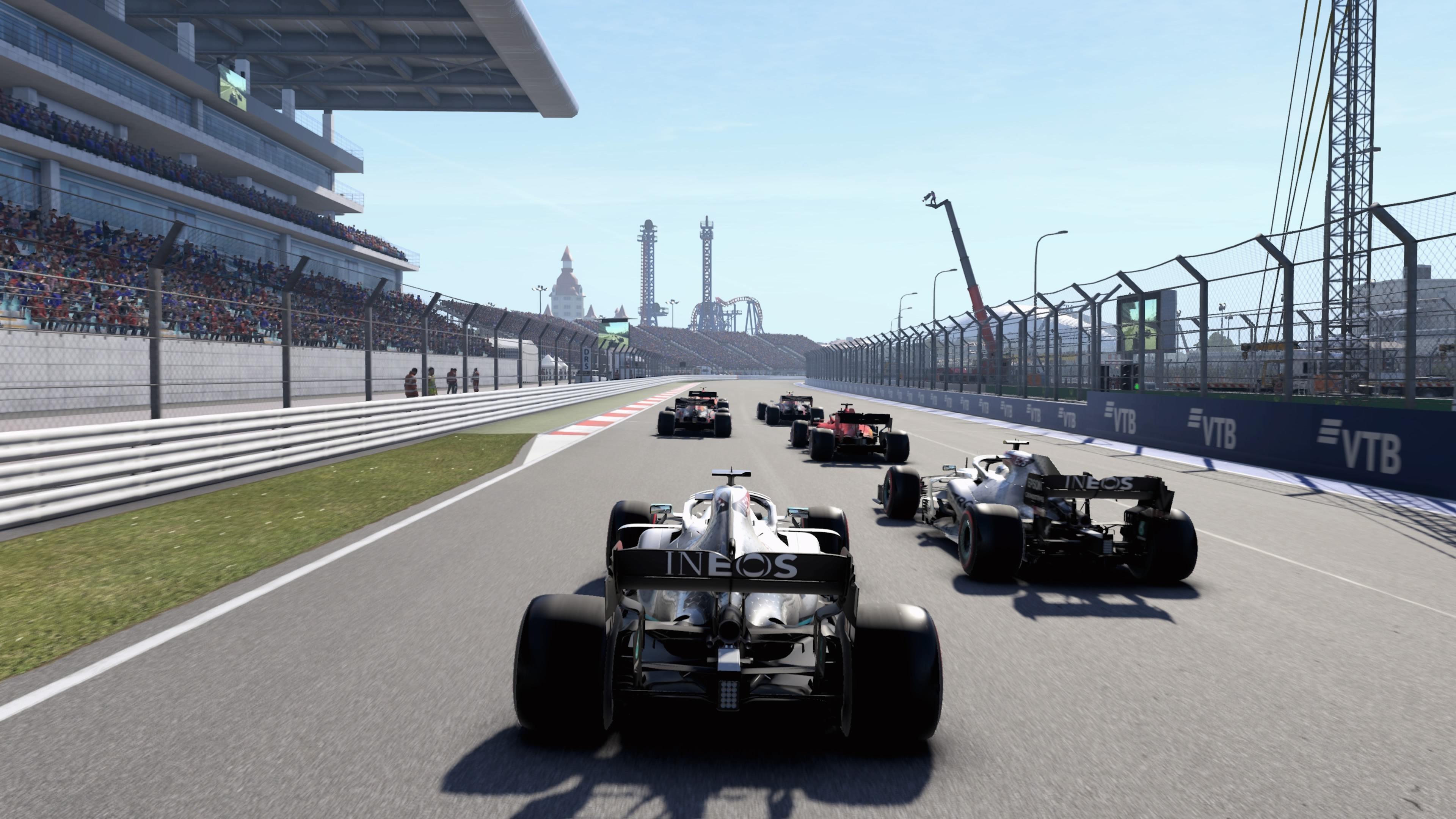Letošnja edicija igre je prava poslastica za oboževalce Formule 1.