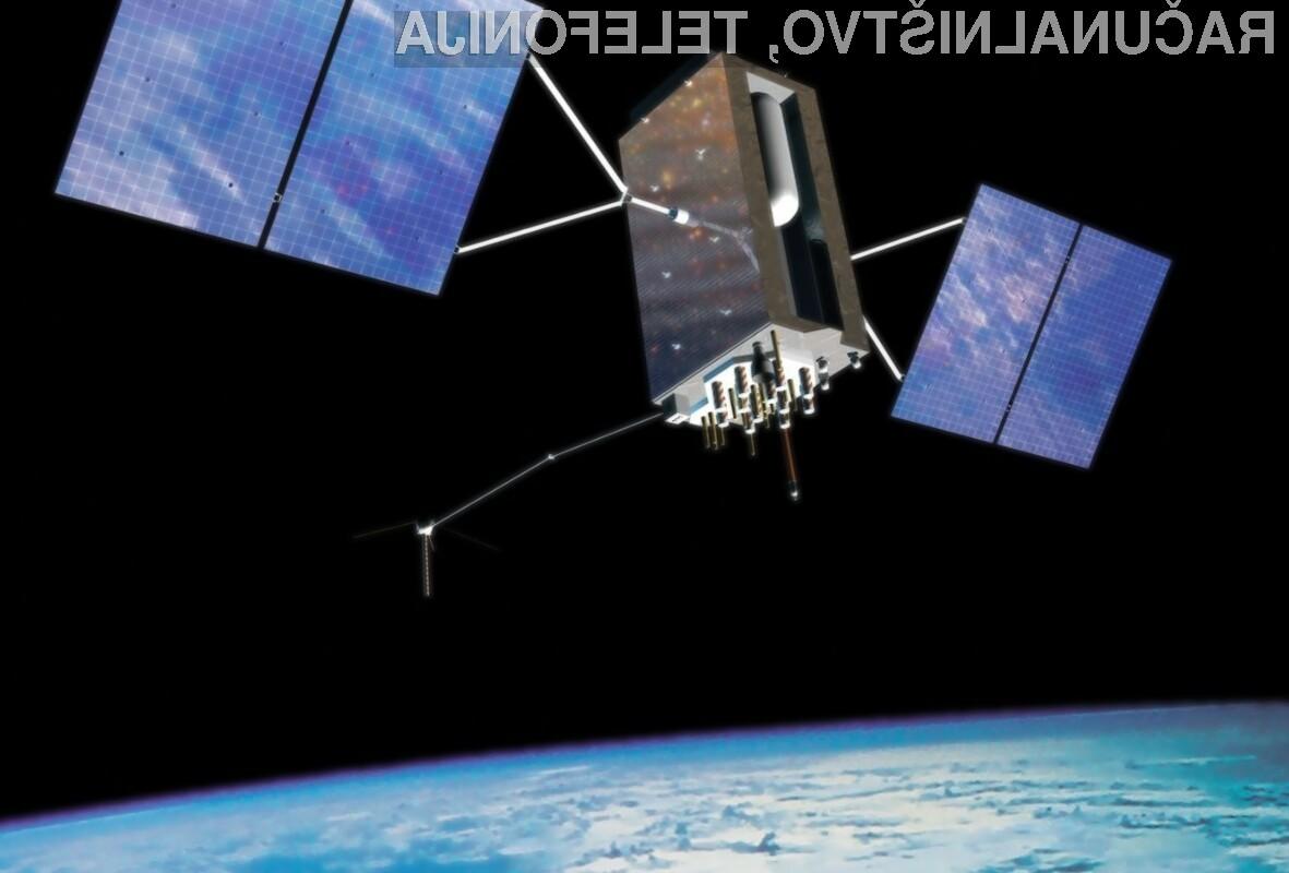 Natančnost sistemov GPS tretje generacije znaša okoli 23 centimetrov.