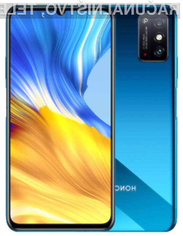 Poceni telefona Honor X10 Max 5G in Honor 30 Youth Edition ponujata polno podporo za mobilno omrežje 5G!