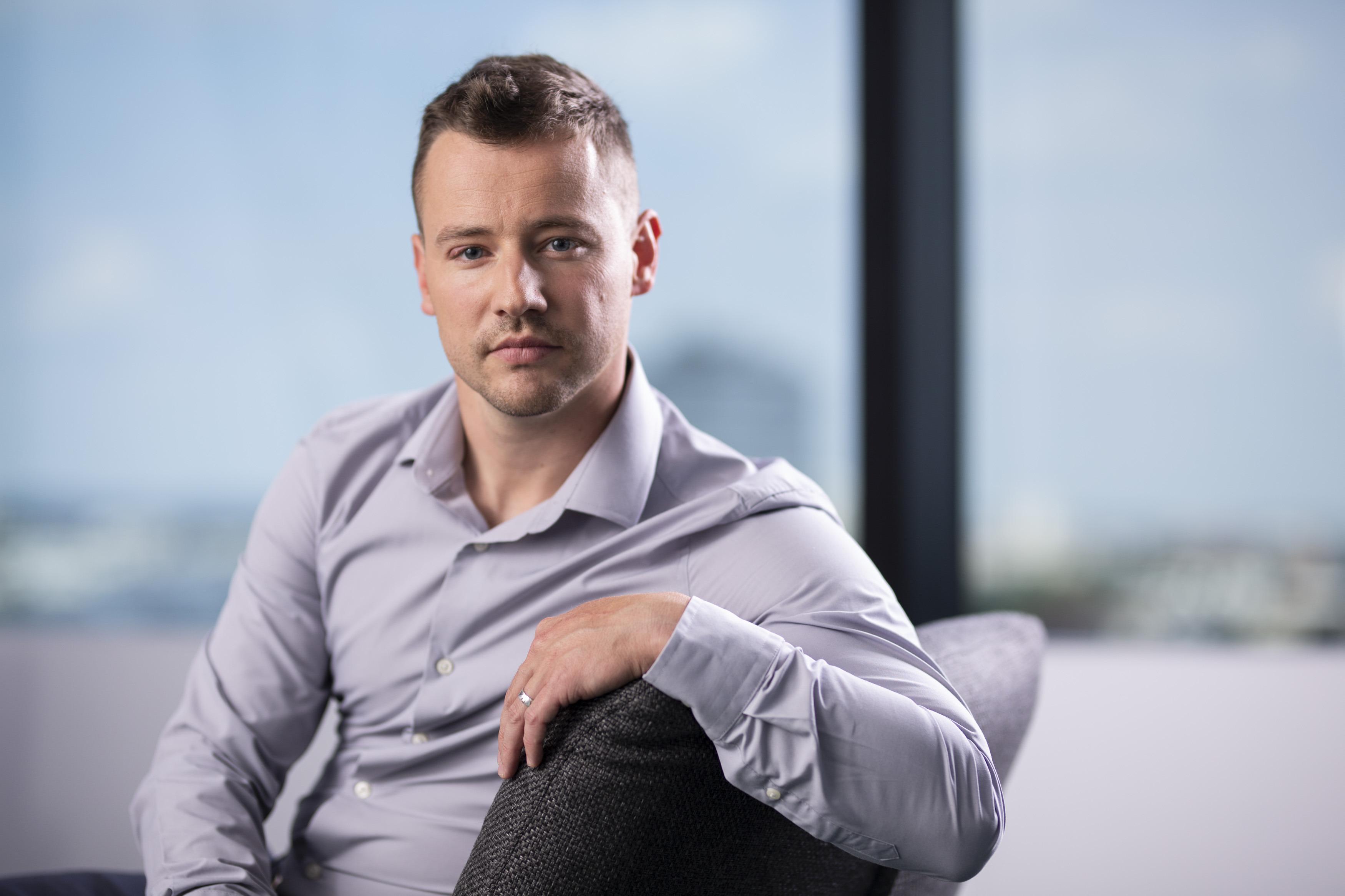 Jernej Urbas, regionalni direktor prodaje IT oddelka v Schneider Electricu