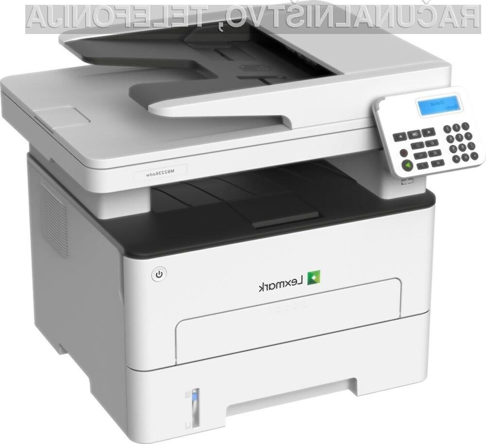 Večfunkcijska naprava Lexmark MB2236adw – IZKLICNA CENA 1 €!