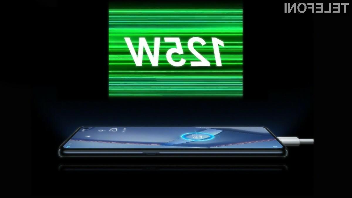 Baterije telefonov bomo kmalu lahko napolnili v zgolj nekaj minutah.