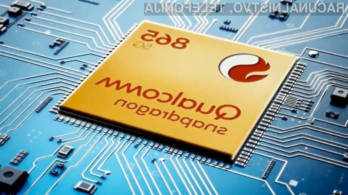 Novi Qualcomm Snapdragon 865 Plus bomo najprej našli v telefonu Asus ROG Phone 3.