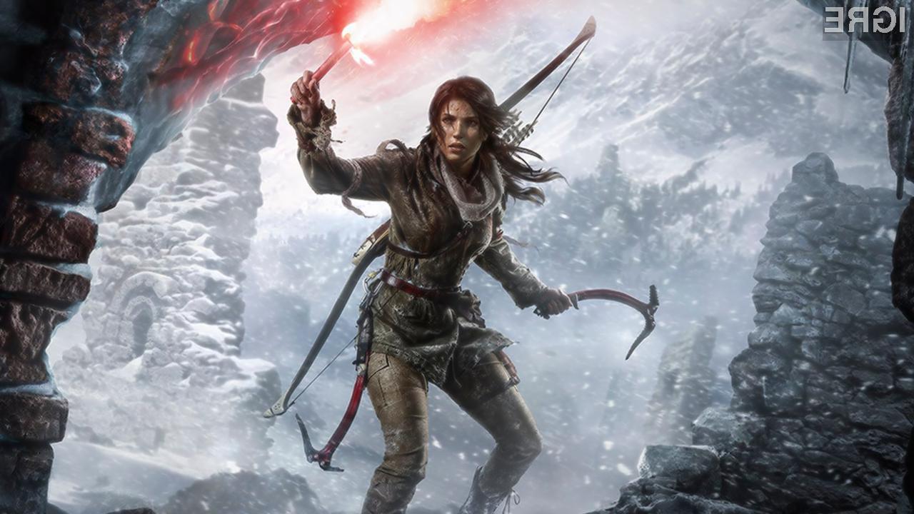 Tokratno ponudbo brezplačnih PS+ iger vodi Rise of the Tomb Raider.