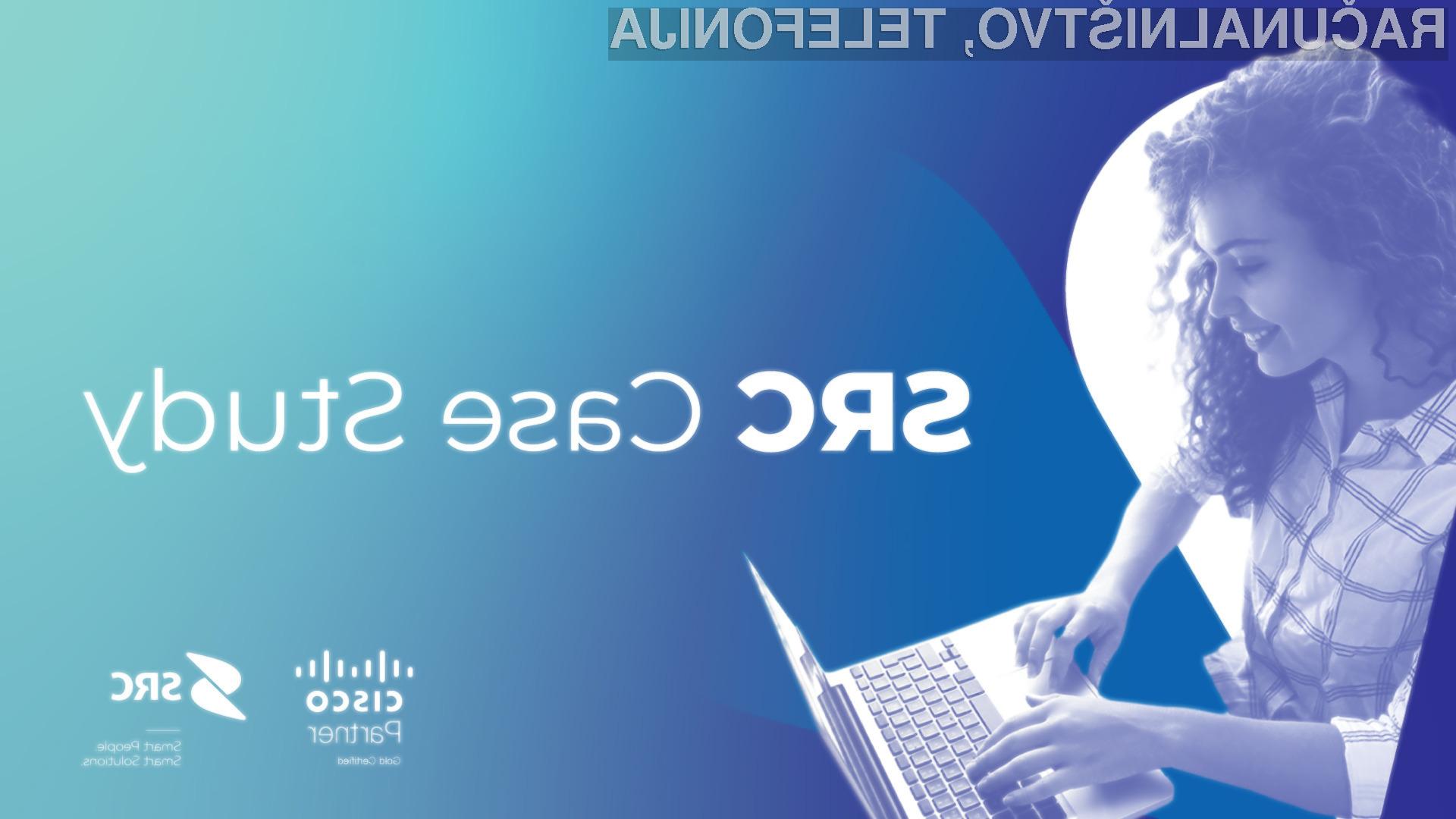 SRC je vodilno slovensko podjetje za implementacijo omrežij.