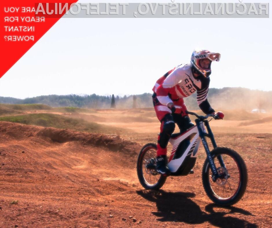 Električno gorsko kolo Torp Bike je primerno tudi za najzahtevnejše!