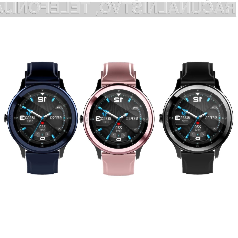 Odlična pametna ročna ura G28 Smart Watch je lahko naša že za zgolj 21,99 evrov.