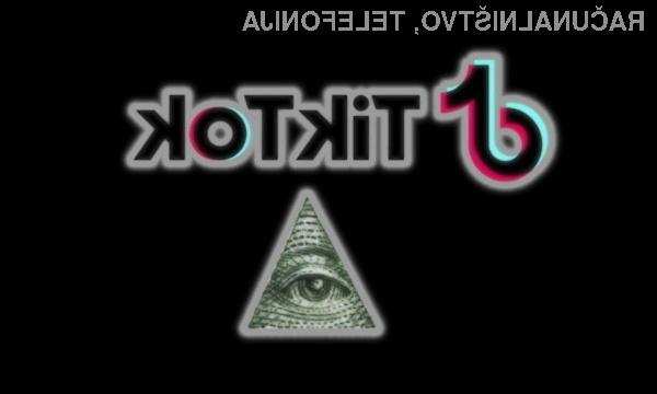 TikTok bo podatkovni center postavil na Irskem!