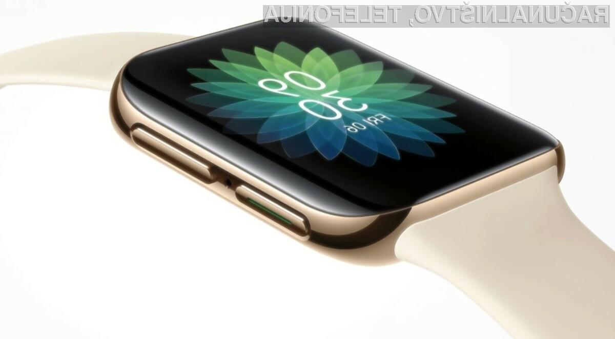 Nova pametna ročna ura Apple Watch bo nekaj posebnega!