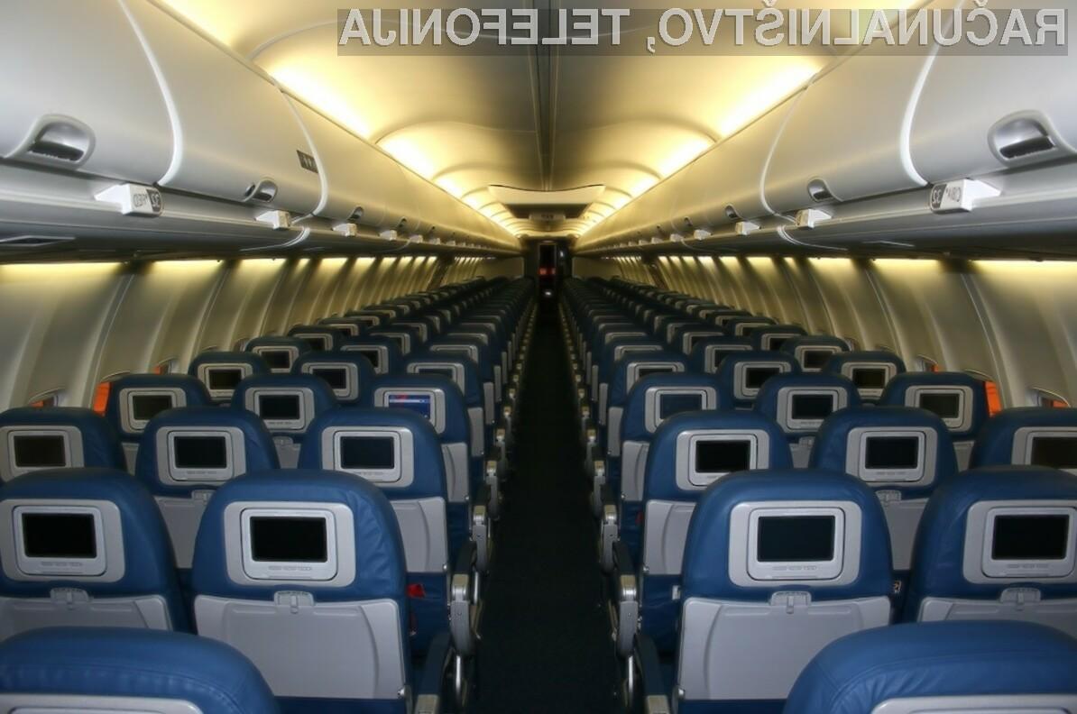 Boeing bo za razkuževanje letal po vsej verjetnosti uporabljal rešitev ameriškega podjetja Optec.