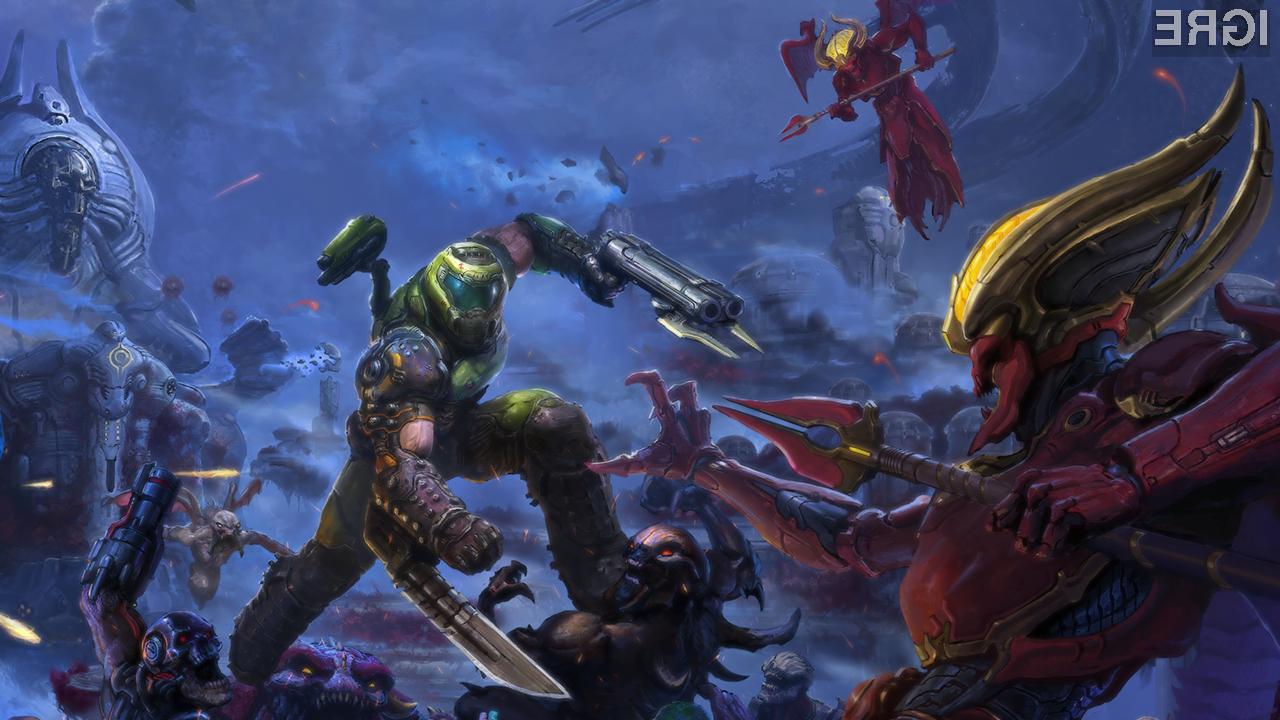 Bomo prvi dodatek za Doom Eternal igrali že letos?