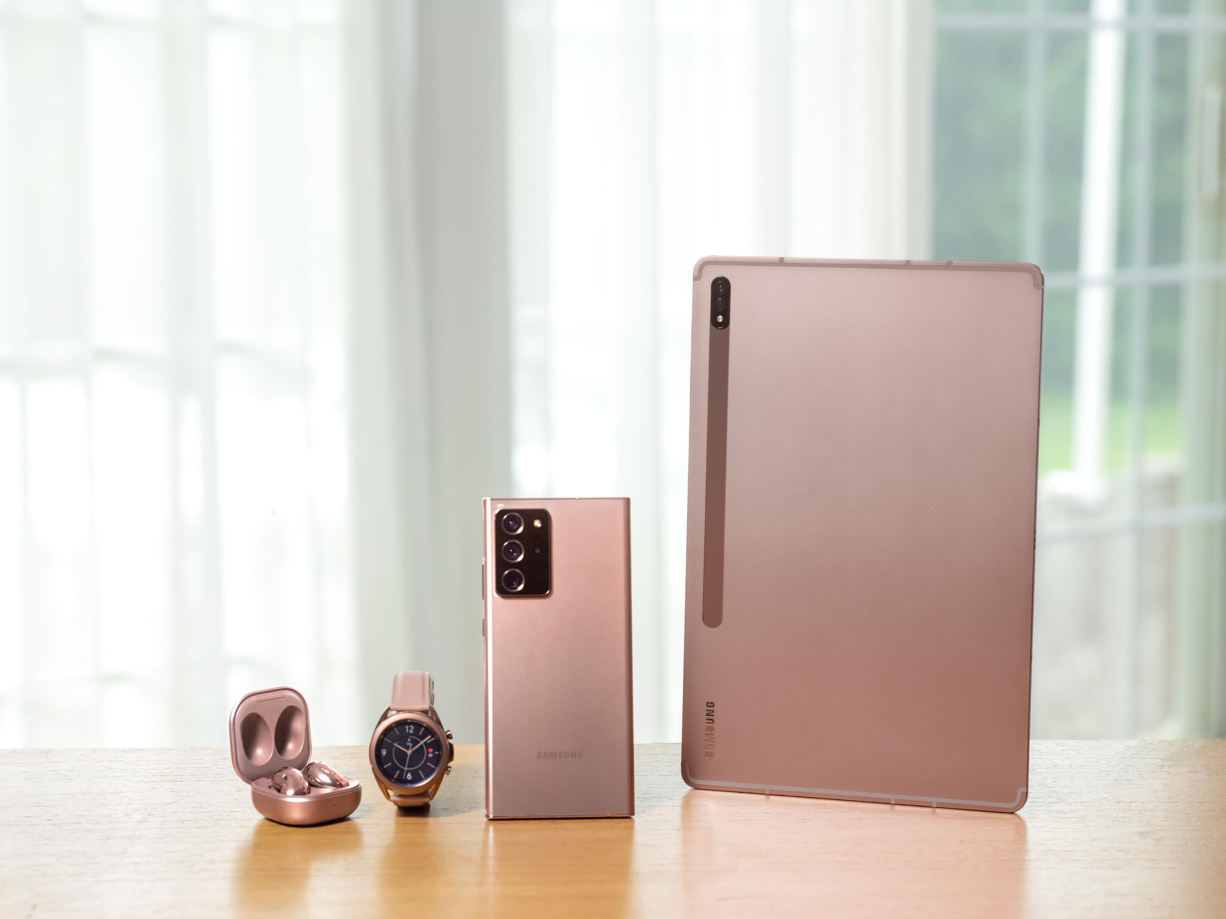 Samsung bo obiskovalce dogodka popeljal v Samsung galaktični svet.