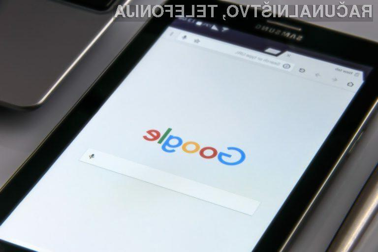 Evropski kupci naprav Android imajo sedaj možnost izbire tako spletnega iskalnika kot brskalnika.