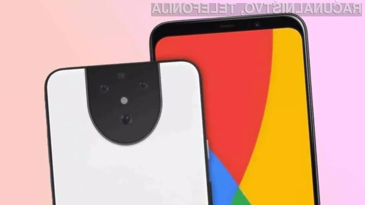 Novi Google Pixel 5 bo zlahka opravil tudi z najtežjimi nalogami.