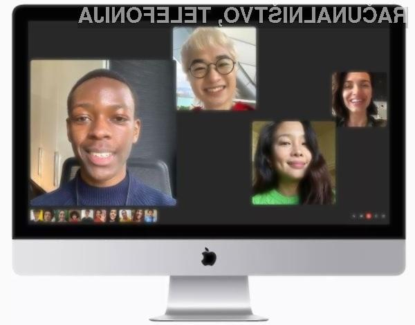 Novi osebni računalniki Apple iMac so kos tudi najzahtevnejšim nalogam!