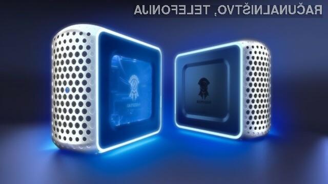 Konami Arespear uspešno združuje zmogljivost in všečno obliko.