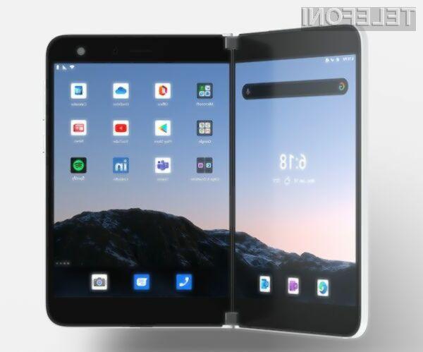 Microsoft Surface Duo bo prinesel kar nekaj zanimivih možnosti.