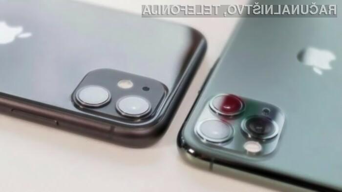 Sprva bo mogoče kupiti le pametna mobilna telefona iPhone 12 in iPhone 12 12 Pro Max.