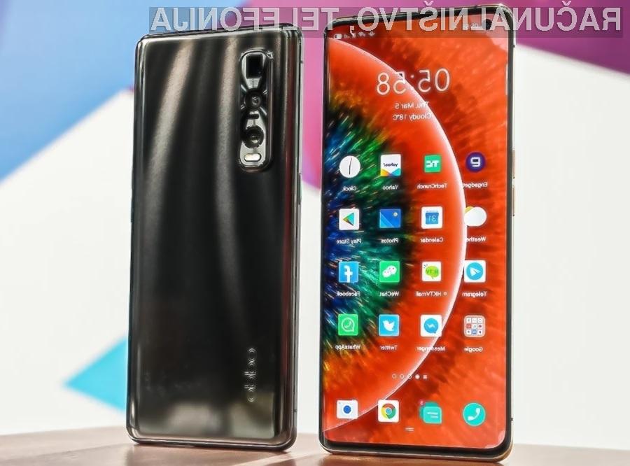Pametni mobilni telefon Oppo Find X2 Pro (8GB+512GB) je trenutno najzmogljivejši telefon na trgu!