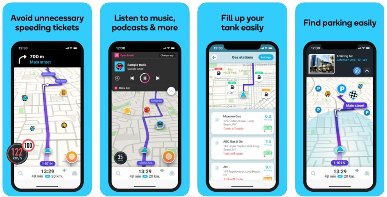 Navigacijski sistem Waze je eden izmed najboljših za voznike!