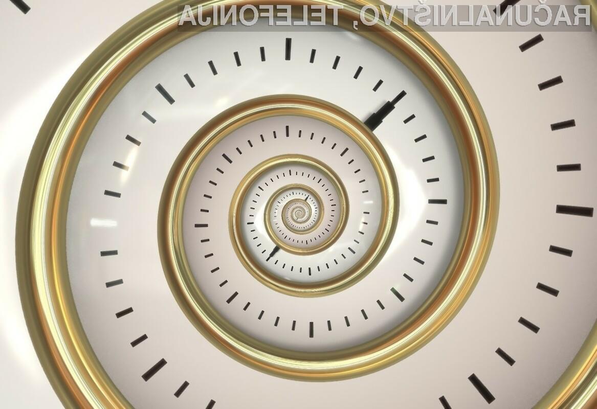 Kot kaže lahko kvantne računalnike uporabljamo tudi za »potovanje v preteklost«.