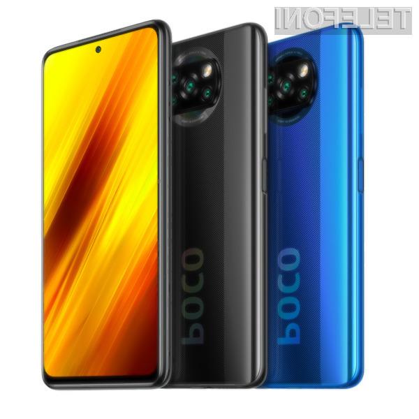 Novi POCO X3 NFC bo lahko naš že za zgolj 200 evrov.