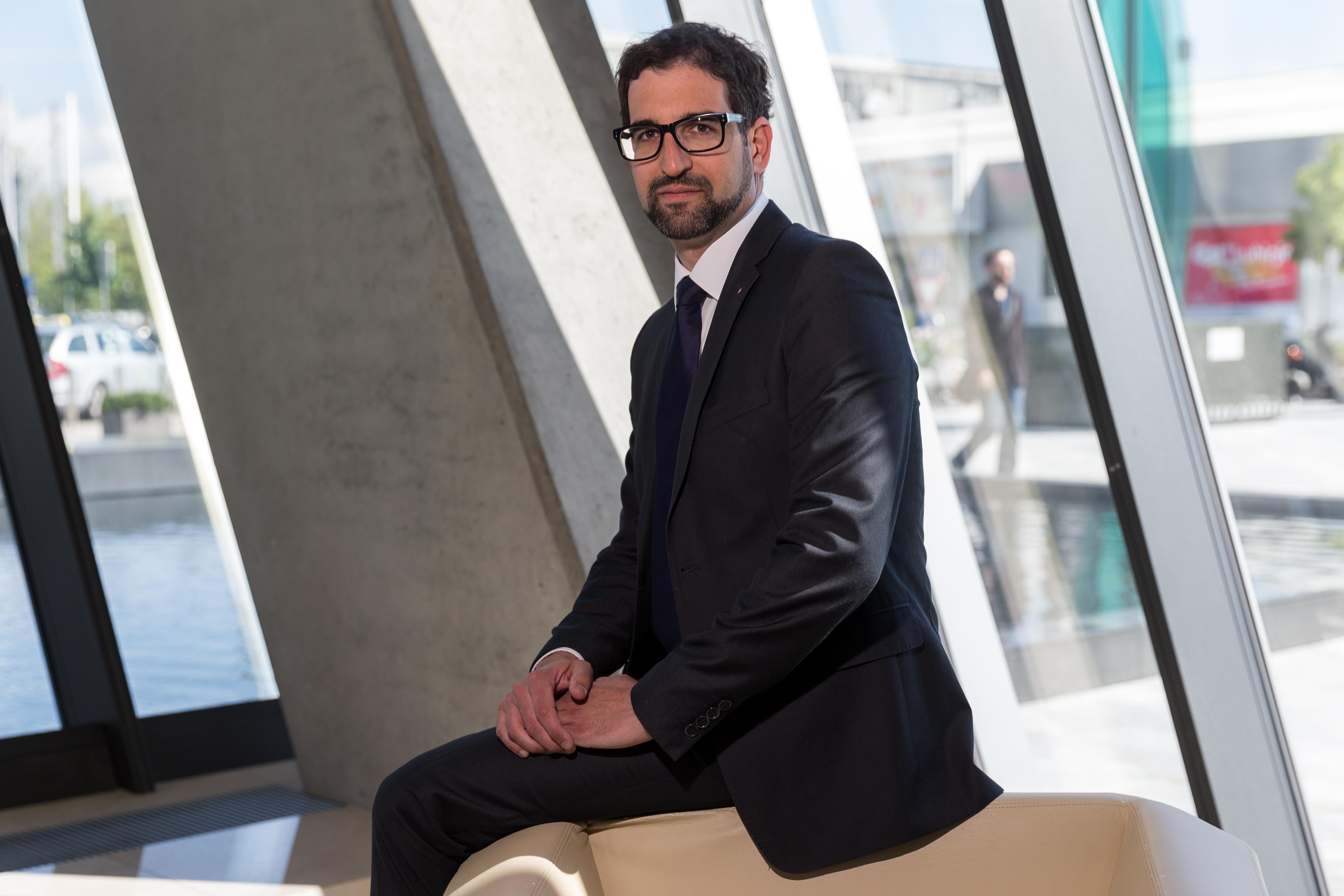 Matija Jamnik, strokovnjak za GDPR pri Pravni pisarni JK Group
