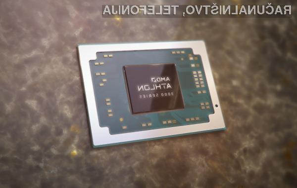 Novi procesorji podjetja AMD bodo še pohitrili delovanje prenosnikov Chromebook.