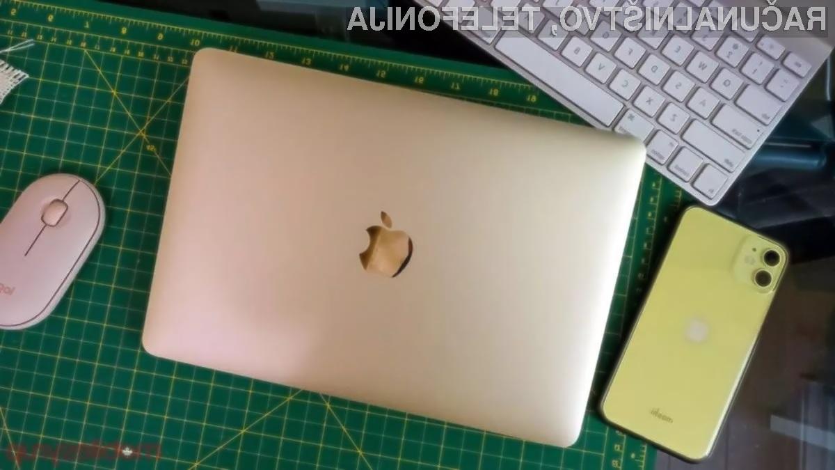 Podjetje Apple naj bi kmalu izdelovalo tako lastne procesorje kot vgrajene grafične rešitve.