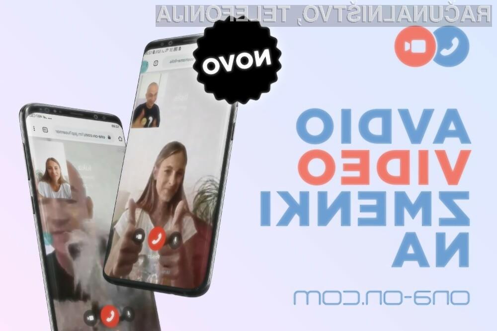PREIZKUSI AVDIO VIDEO ZMENKE ŠE DANES!