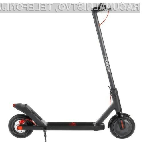 Najboljše prevozno sredstvo za po mestu je električni skiro!