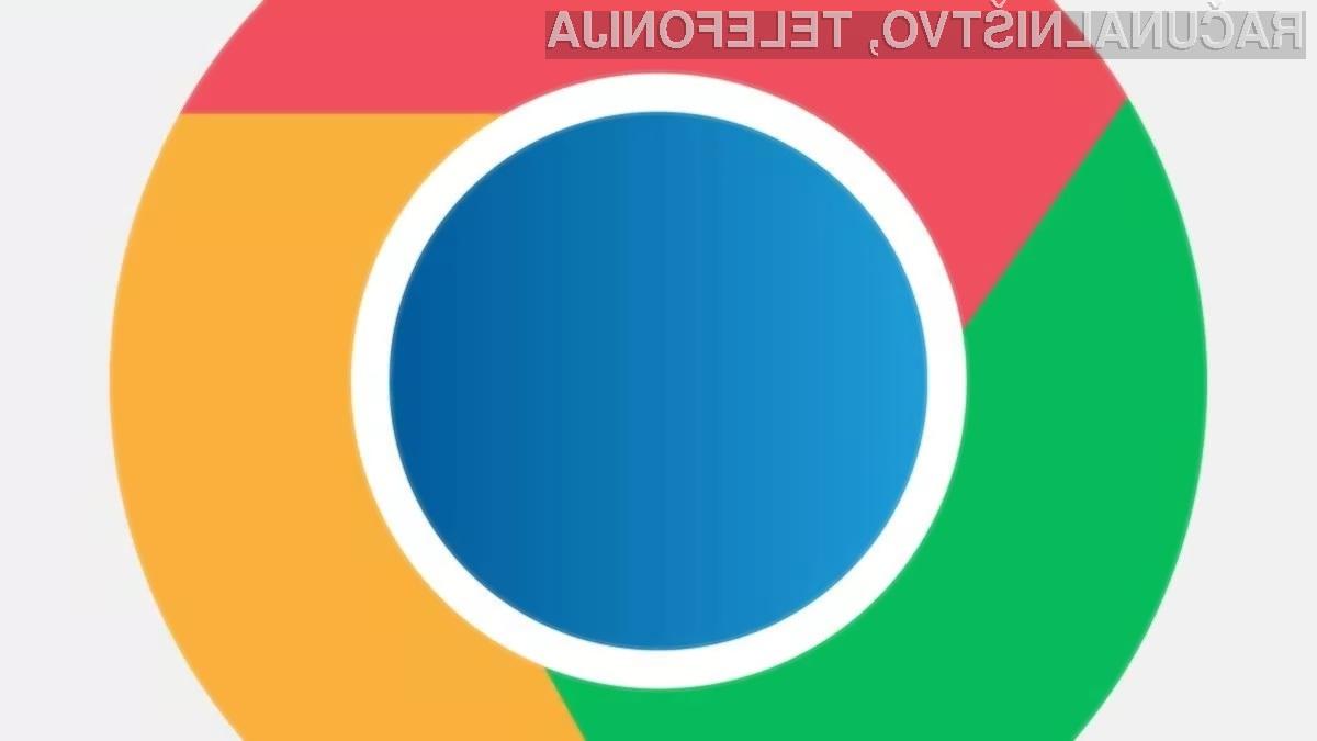 Google Chrome je odslej še bolj uporaben.
