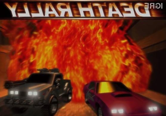Death Rally je prvotno izšel pred 24 leti.
