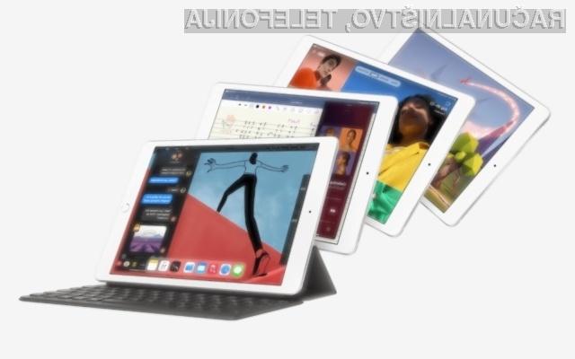 Novi tablični računalnik Apple iPad bo opremljen z zmogljivim mobilnim procesorjem A12 Bionic.