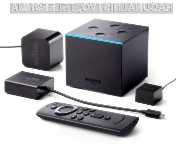 Amazon Fire TV Cube je postal še bolj zmogljiv in uporaben.