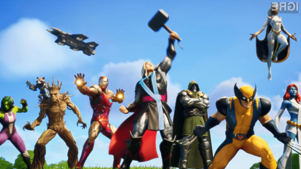Aktualna sezona igre je pisana na kožo ljubiteljem Marvelovih junakov.