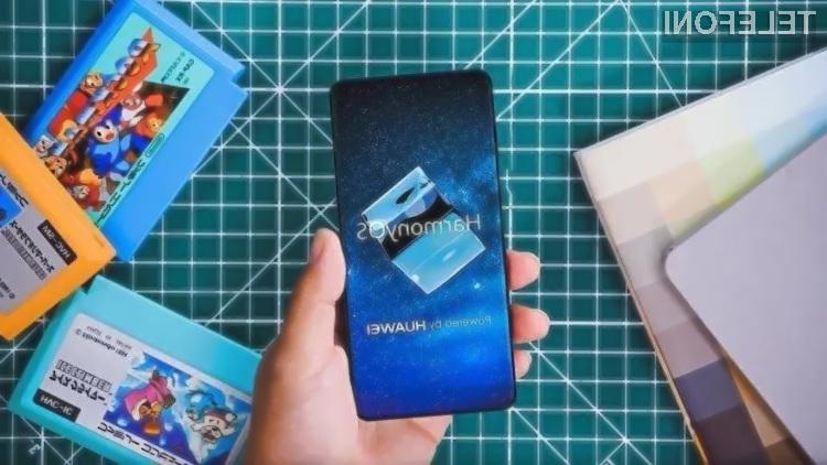 Harmony OS 2.0 podjetja Huawei bi lahko revolucioniral področje mobilne telefonije!