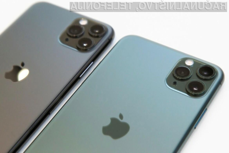 Na novi iPhone 12 s 120 herčnim zaslonom bo treba počakati vse do naslednjega leta.