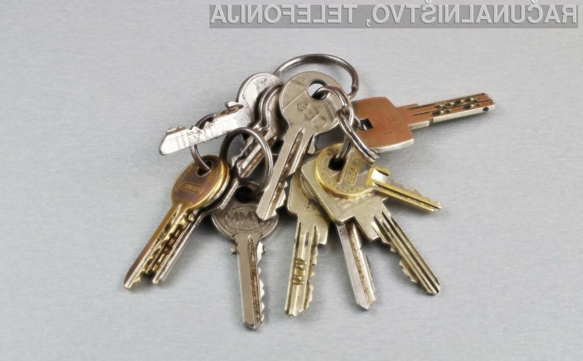 Odslej za kopiranje ključev zadošča le posnemanje zvoka pri oklepu.