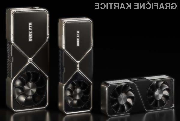 Grafična kartica GeForce RTX 3060 Ti bo namenjena zahtevnim uporabnikom..