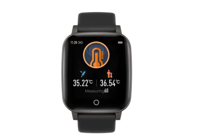 Odlična pametna ročna ura Cafago T1 Smart Watch je lahko naša že za zgolj 21,24 evrov.