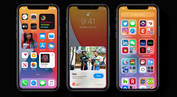 Novi Apple iOS 14 je že prejel pomembno posodobitev.
