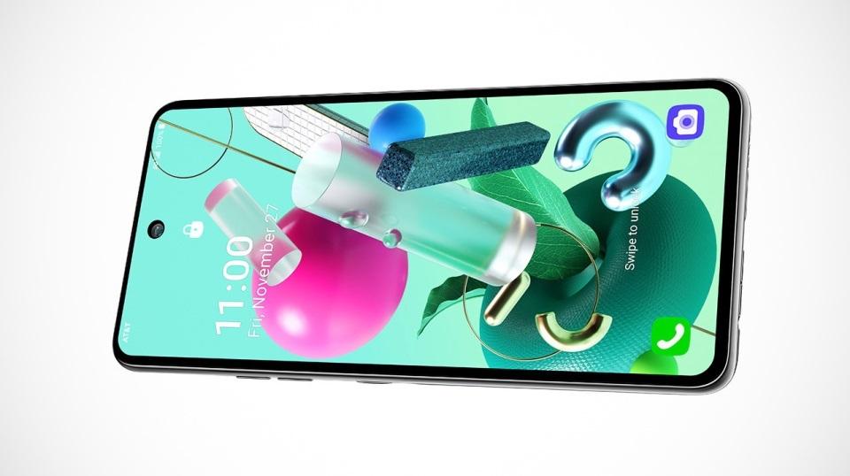 Pametni mobilni telefon LG K92 za malo denarja ponuja veliko.