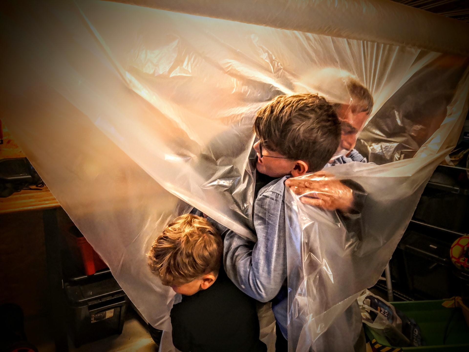 Zmagovalec velike nagrade © Sune Pedersen (Danska); Objem (The Hug); Huawei Mate 10 Pro