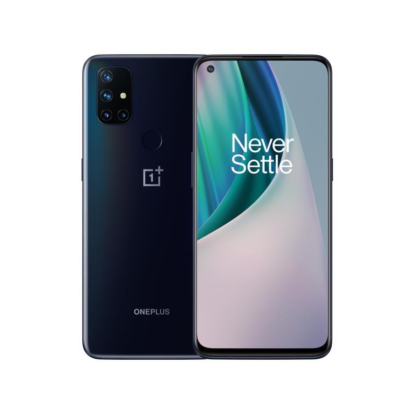 Pametna mobilna telefona OnePlus Nord N100 in Nord N10 5G za malo denarja ponujata veliko!
