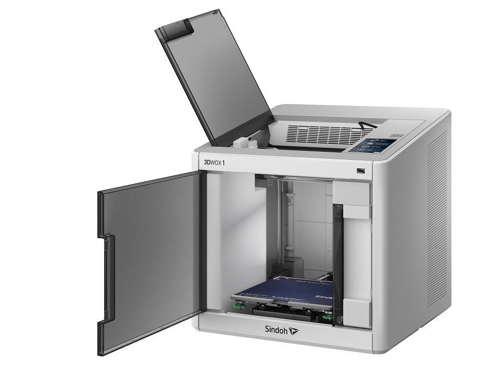 3D tiskalnik 3DWOX1 – IZKLICNA CENA 1 €!